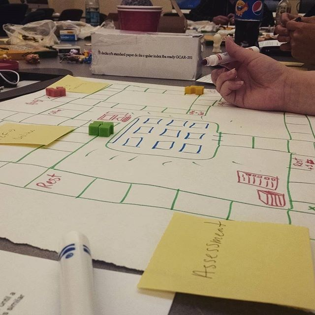 Building our board game